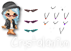 Fantage Things.... by Crystalanium
