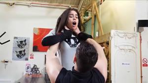 Erica Lynn Throatlifted by Alaric