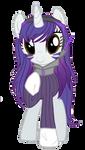 Rarity D.Va: My Little Pony/Overwatch