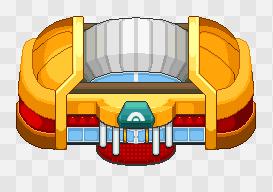 Neo Pokemon Gym Tile