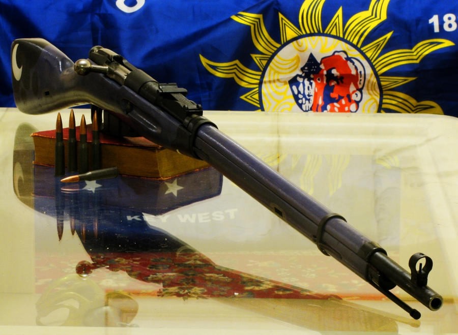 Luna Rifle 2 by Drake-TigerClaw