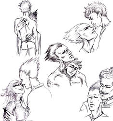 Rise of the Guardians Couples