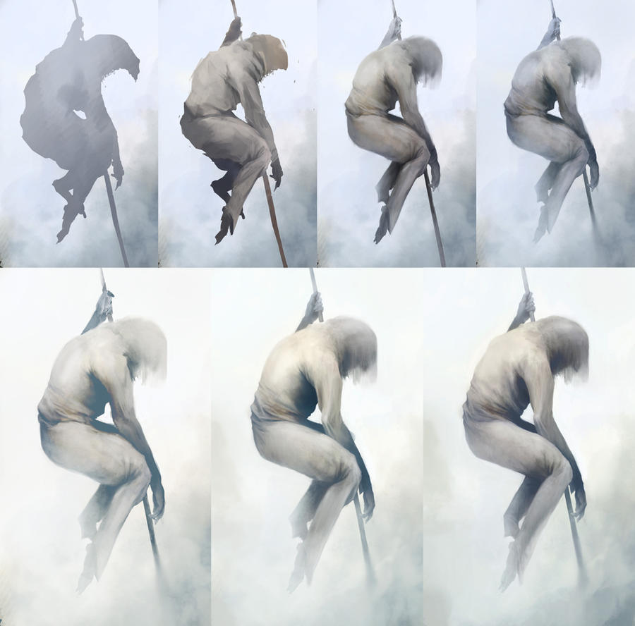 Pole - process by Ketunleipaa