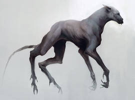 Demon hound