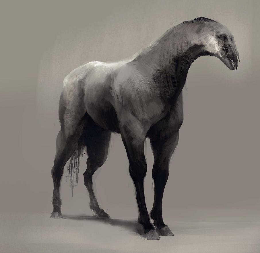 Horse by Ketunleipaa