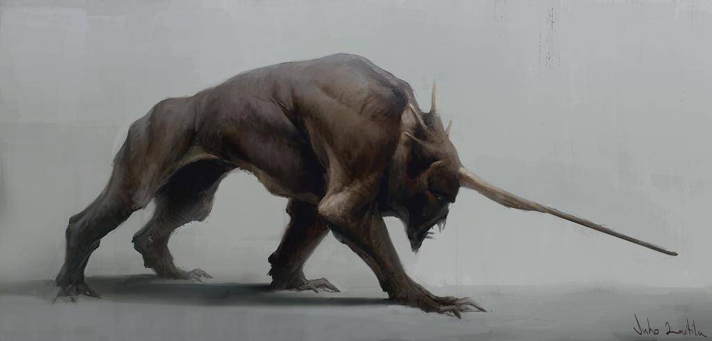 Dark beast by Ketunleipaa