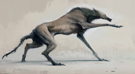 Wolfy by Ketunleipaa