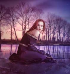 Wet Twilight by LuLebel