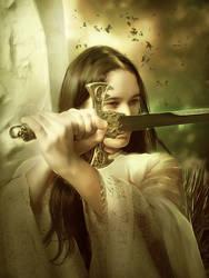 Arya Stark by LuLebel