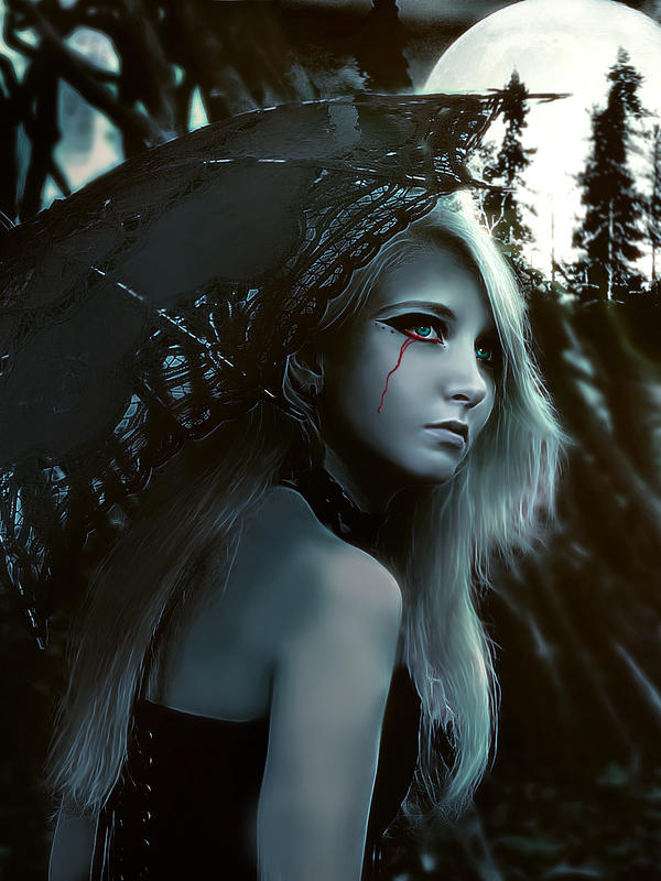 Bloody Tears by LuLebel