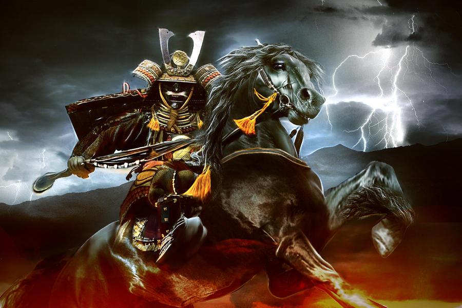 The Loyal Warrior by LuLebel