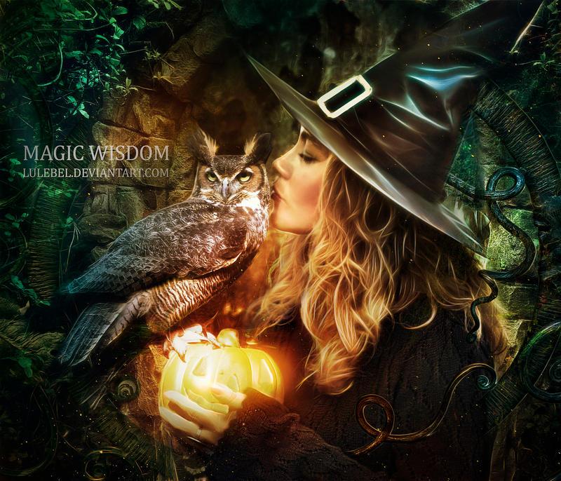 Magic Wisdom by LuLebel