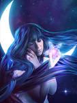 The Moon Princess by LuLebel