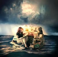 Island of Imagination by LuLebel