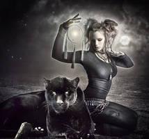Darkness Totem by LuLebel