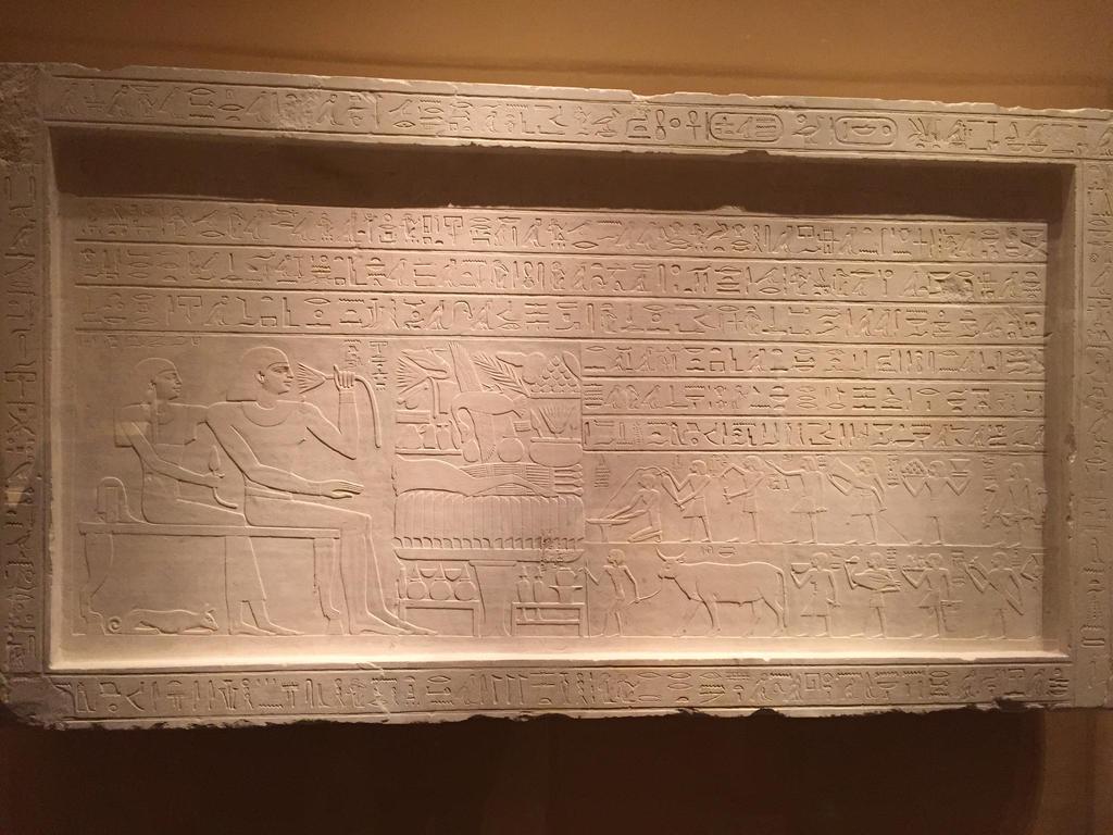 Egypt Hieroglyphics by LuLebel