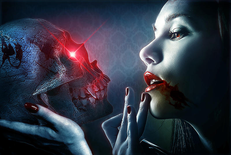 Dracula returns by LuLebel