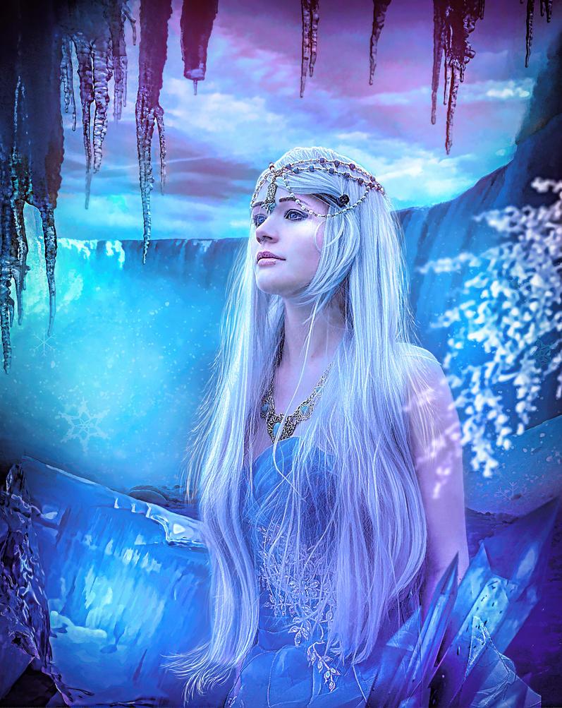 Ice by LuLebel