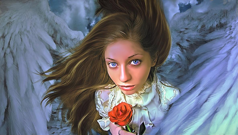 Angel of Love by LuLebel