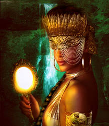 Oxum by LuLebel