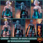 CAMMY - YORHA 2B KAINE EDITION (NIER AUTOMATA)