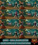 CAMMY - YORHA 2B KAINE EDITION COLORS SHOWCASE