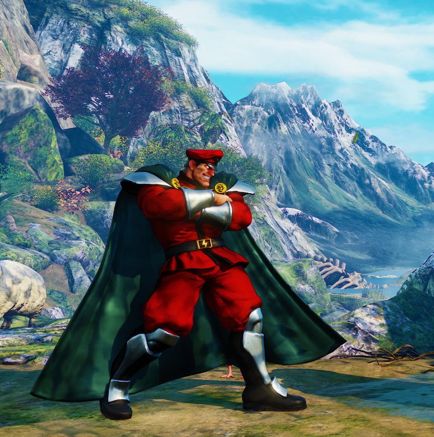 Street Fighter > Thread > Street Fighter V ~ Costumes & Stages ~