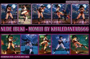 NUDE IBUKI - MOMIJI by Khaledantar666