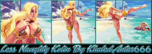 LESS NAUGHTY KOLIN by Khaledantar666
