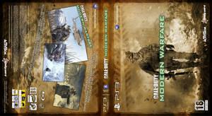 Modern Warfare 2 jaquette