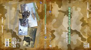 Modern Warfare 2 jaquette camo by JoeyRex
