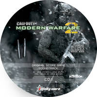 Modern Warfare 2 Sndtrack cd1 by JoeyRex