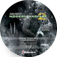 Modern Warfare 2 Sndtrack cd3 by JoeyRex