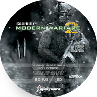 Modern Warfare 2 Sndtrack cd.b by JoeyRex