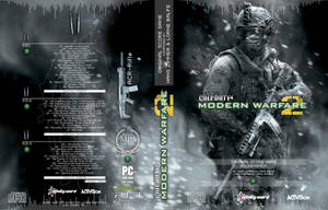 Modern Warfare 2 SndtrackCover by JoeyRex