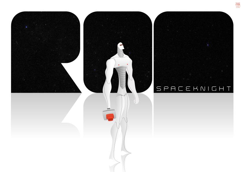 ROM SPACEKNIGHT by sistema-nervoso