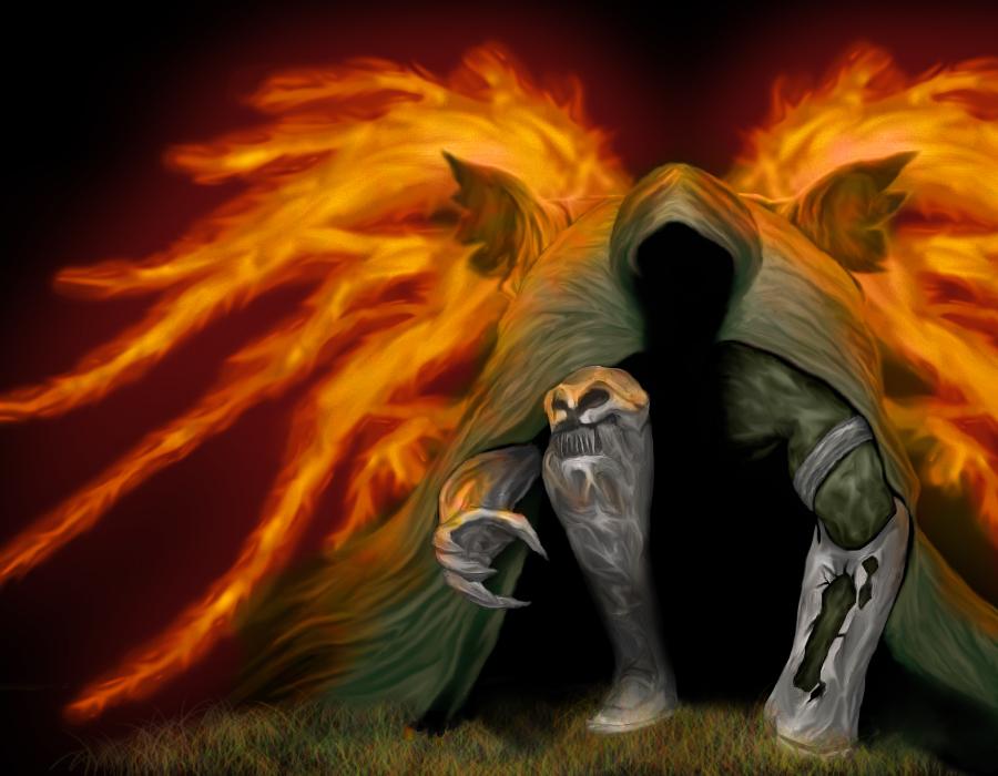 Bestiaire des ennemis Archangel_Enraged_by_Monation