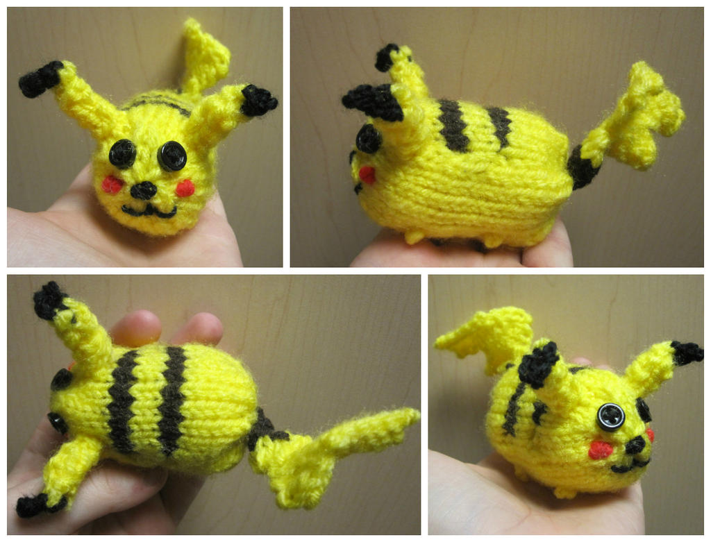 Pikabean by BethyLuv215