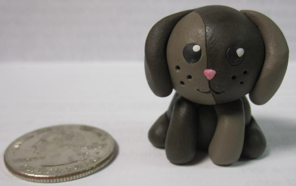 Polymer Pup by BethyLuv215