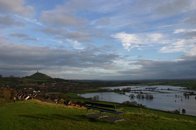 Glastonbury and  Moors