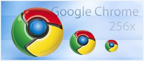 SRV.CC Google Chrome Icons PNG by Alex88M