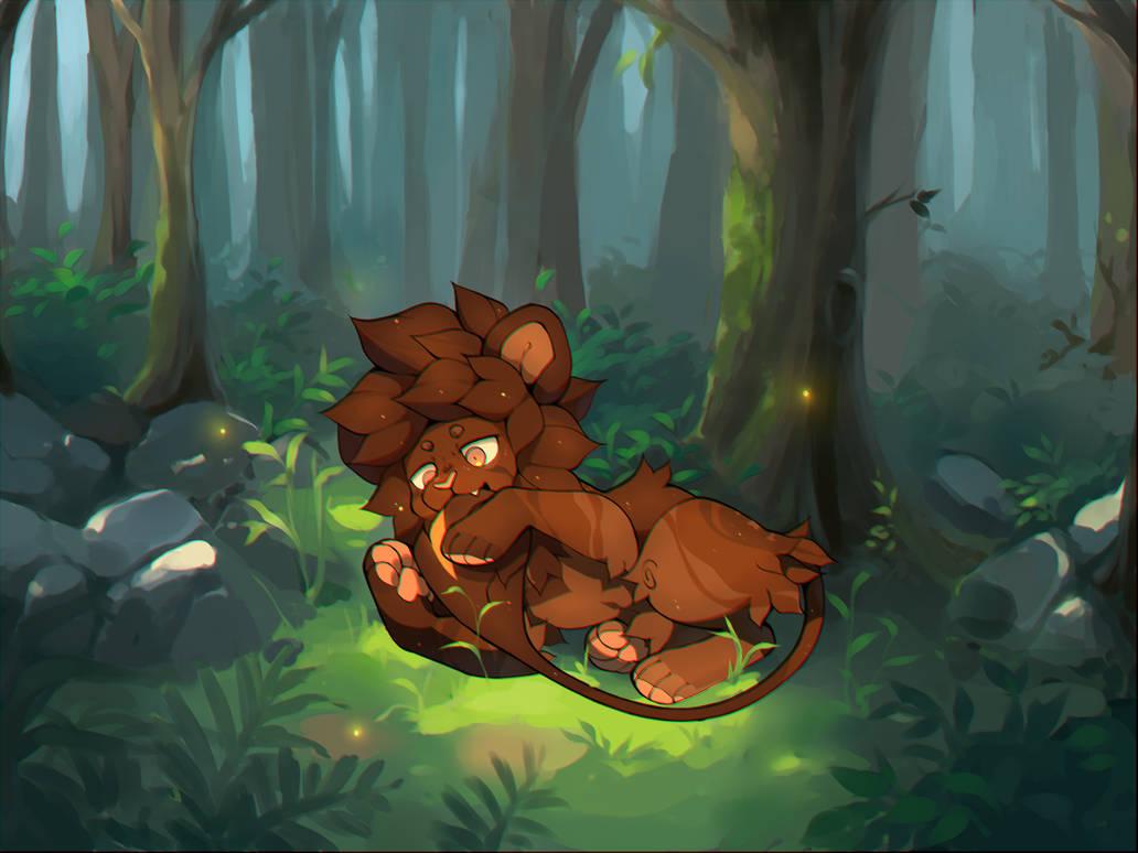 A wild teddy bear has appeared
