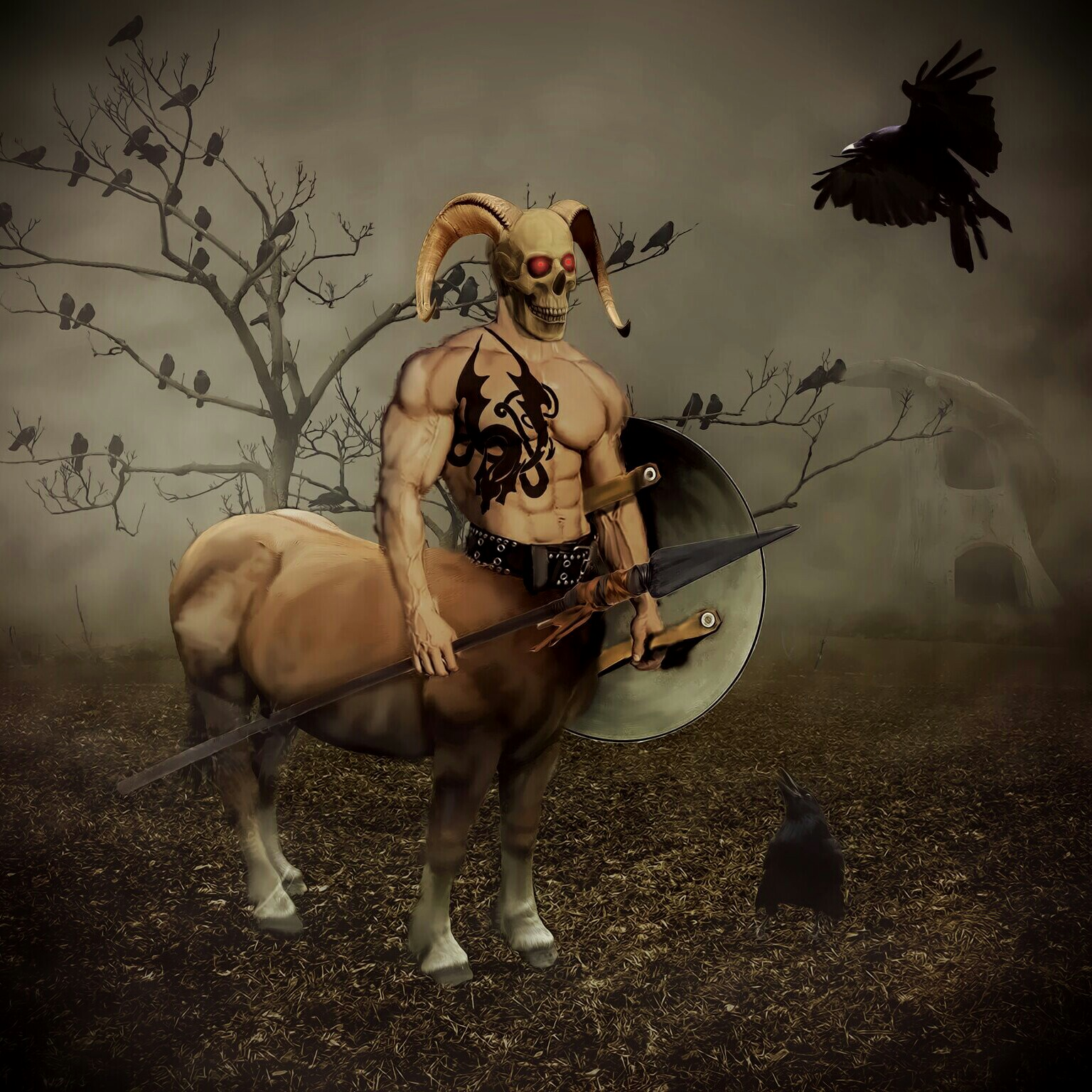 Dark Centaur