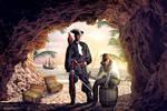 The Pirate Treasure Cave