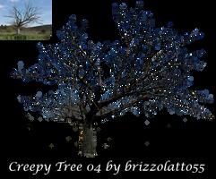 Creepy Tree 04 by Brizzolatto55