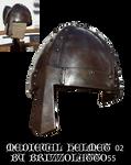 Medieval helmet 02