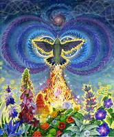 Cosmic Nectar by dreamnectar