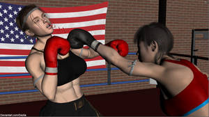 Grace vs Wattane  (8) by Dezlia