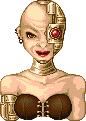 Evil Steampunk Lady by Mafaldista