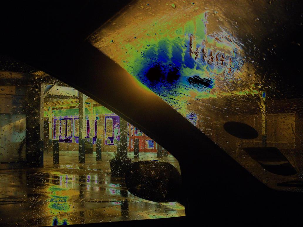 Small Town Illumination by Lothrian